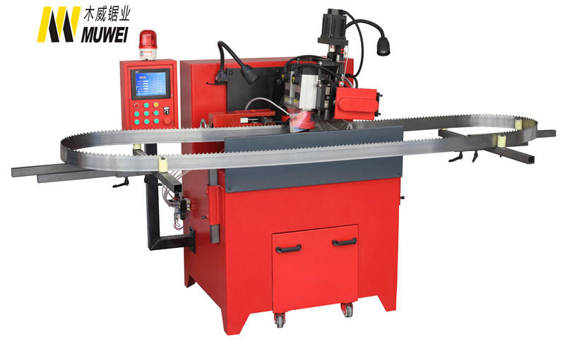 Full Automatic CNC Frame Saw and Band Saw Double Side Angle Gear Grinding Machine