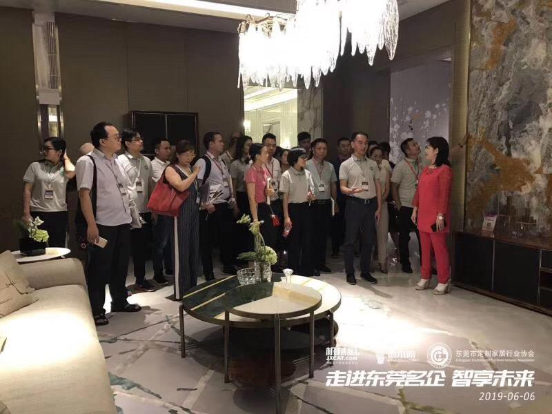Visit Furniture Factory, Smart Manufacturing In Practice