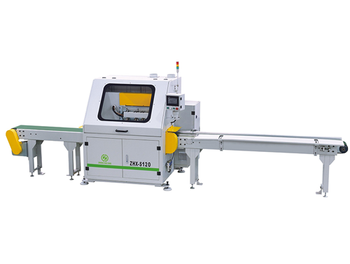 Muwei efficient finger joint machine price supplier for wood sawing-8