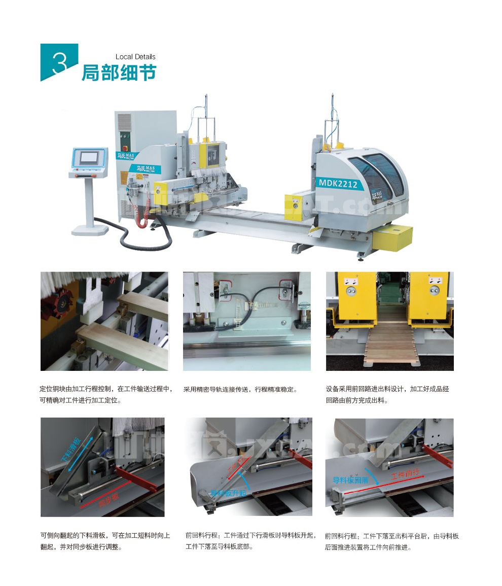 Muwei metal cutting bench saw for sale wholesale for frozen food processing plants-5