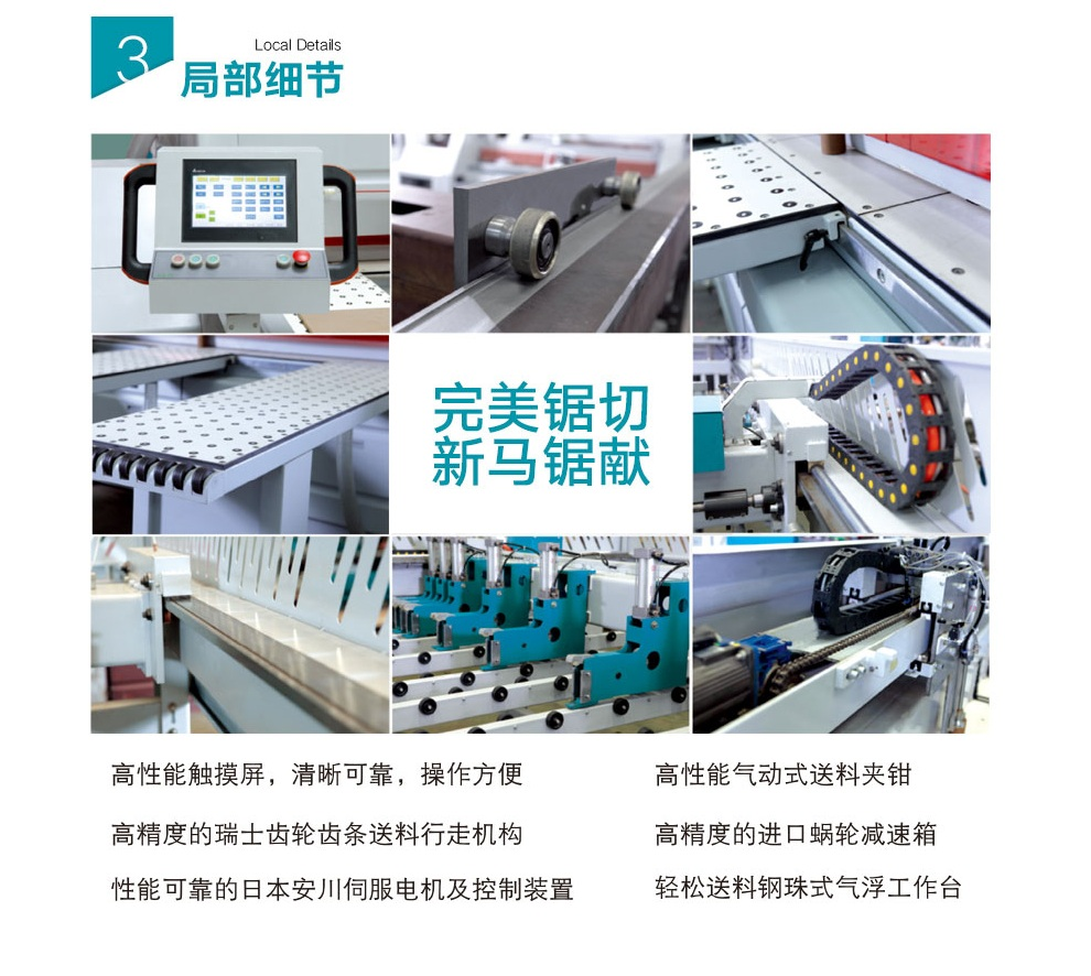 Muwei hot sale 12 inch table saw manufacturer for frozen food processing plants-6