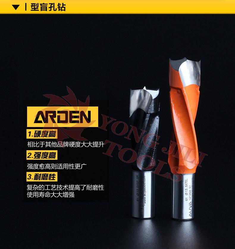 Muwei professional carbide drill bits OEM for spindle moulder-2