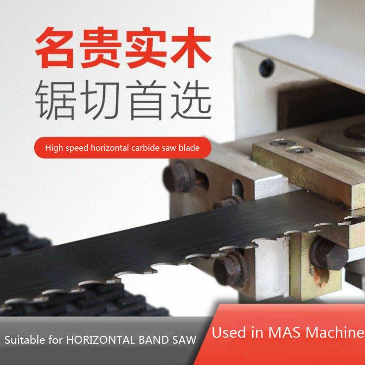 super tough diamond band saw blades steel manufacturer for frozen food processing plants