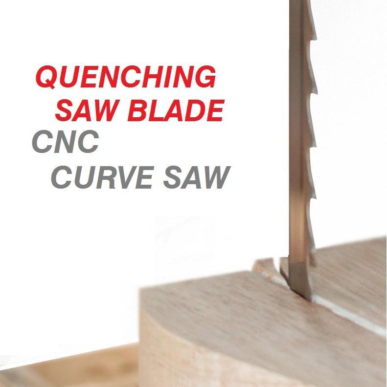 SANHOMT/YONGJILI supply Quenching CNC jig saw blade