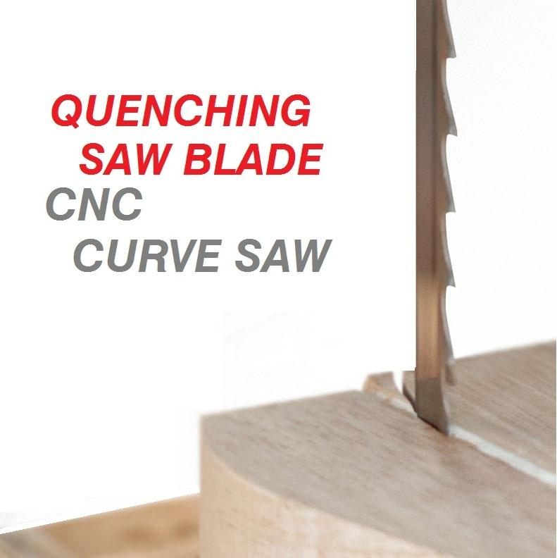 SANHOMT/YONGJILI supply Quenching CNC jig saw blade