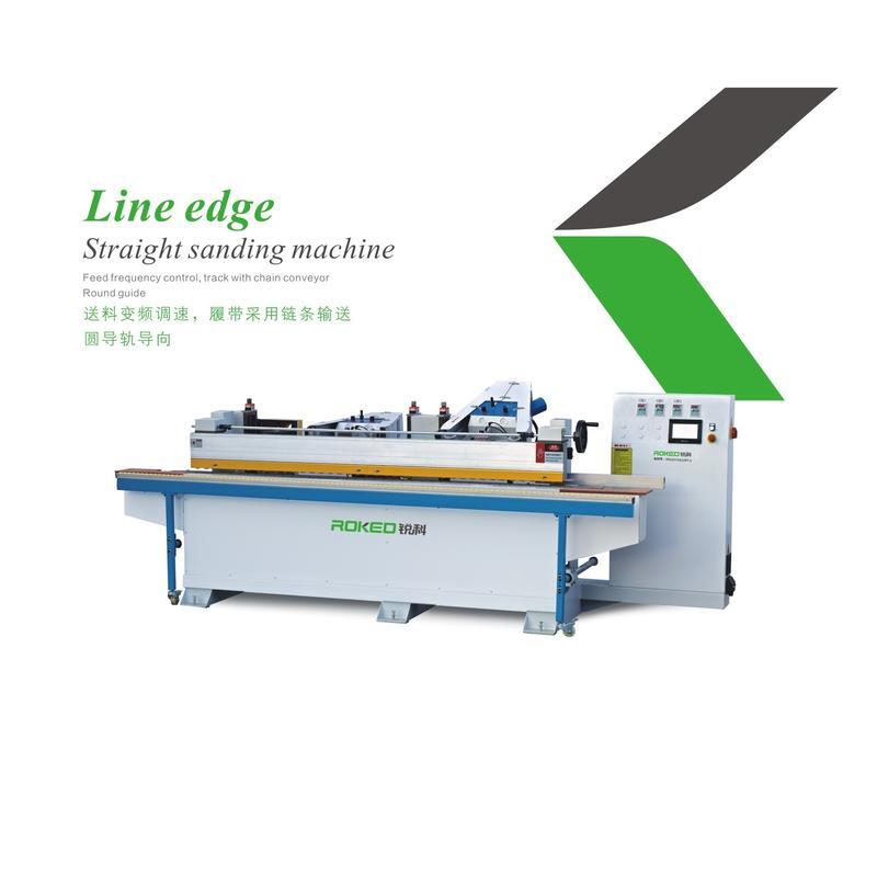 SANHOMT/Yongjili/ROKED   Line Straight sanding machine  RK-MS-2S1W
