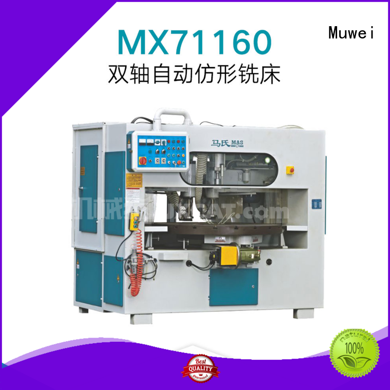 Muwei hot sale best belt sander factory direct for wood sawing