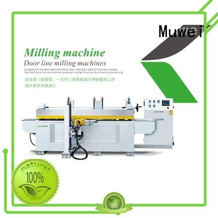 Muwei carbide tool grinding machine factory direct for frozen food processing plants