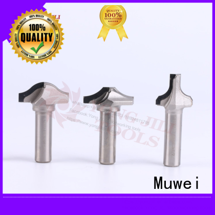 Muwei professional diamond router bits manufacturer for CNC tenon woodworking