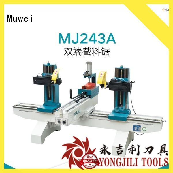 Muwei carbide finger joint machine for sale supplier for frozen food processing plants