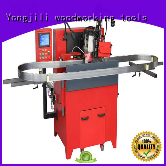 Muwei steel beam saw supplier for wood sawing