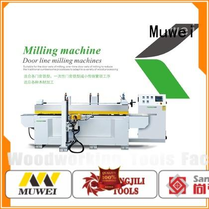 Muwei hot sale finger joint machine for sale supplier for wood sawing