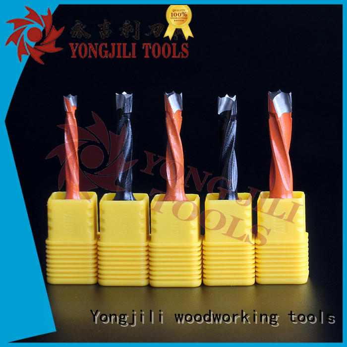 reliable hole cutter bit light duty manufacturing for four side moulder