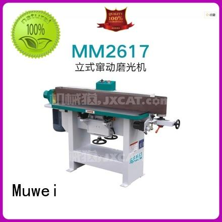 Muwei carbide alloy tool grinder factory direct for frozen food processing plants