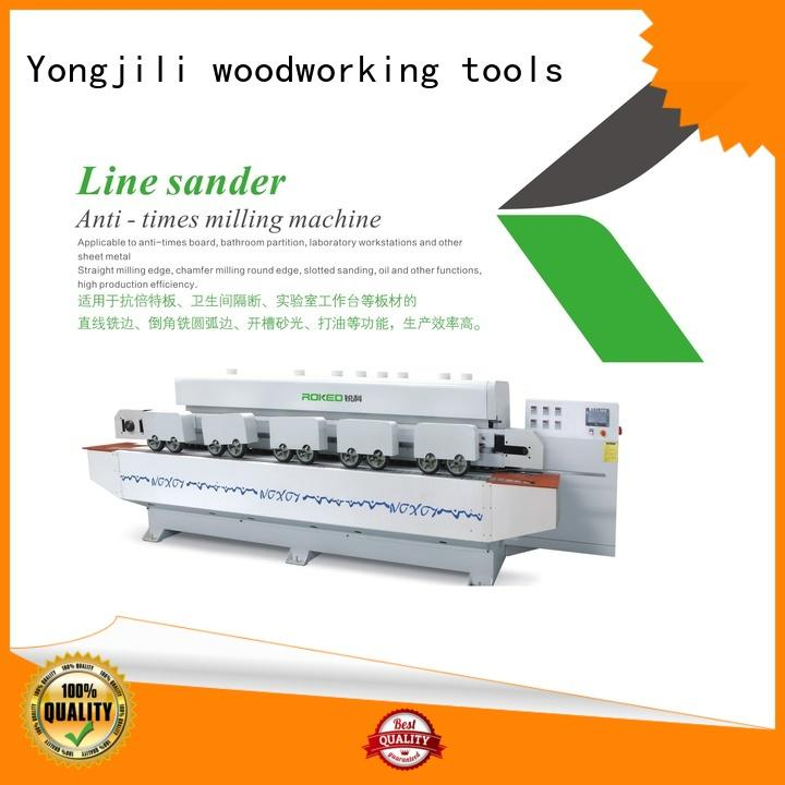 durable edge sander hard curve factory direct for wood sawing