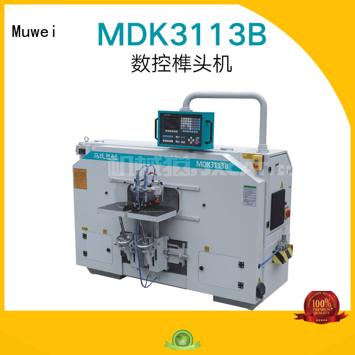 Muwei steel cnc beam saw manufacturer for wood sawing