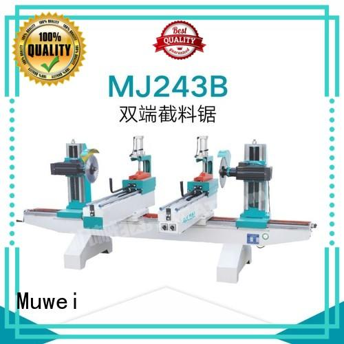Muwei steel cnc surface grinding machine supplier for frozen food processing plants