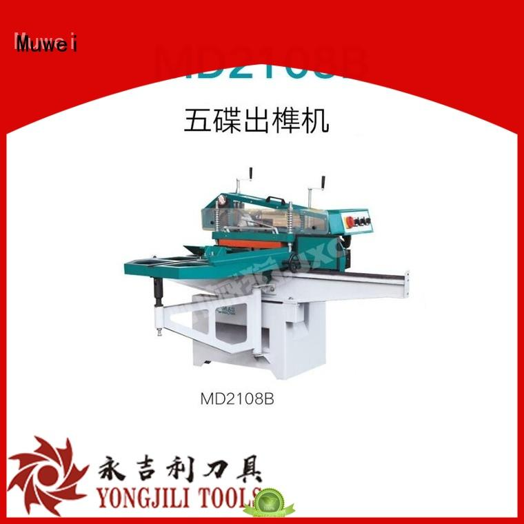Muwei durable finger joint machine for sale manufacturer for frozen food processing plants