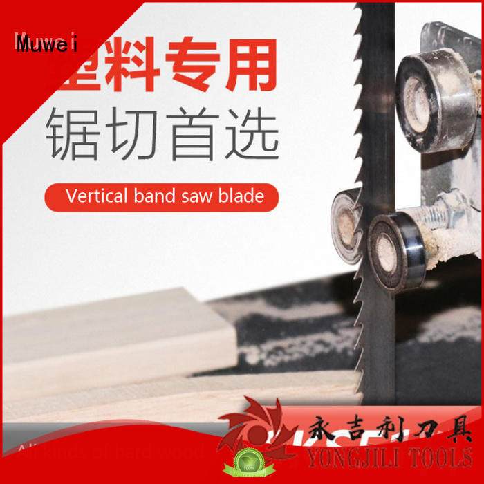 durable band saw blade carbide supplier for wood sawing