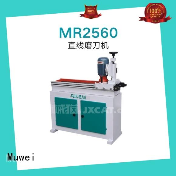 Muwei carbide bench disc sander manufacturer for frozen food processing plants