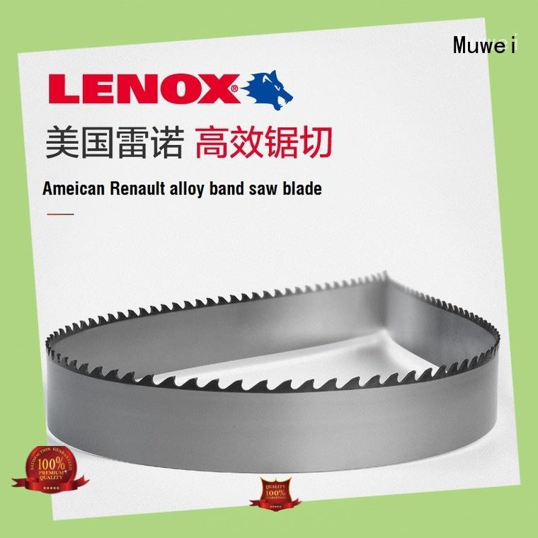 Muwei Saw blades supplier for shaping machine