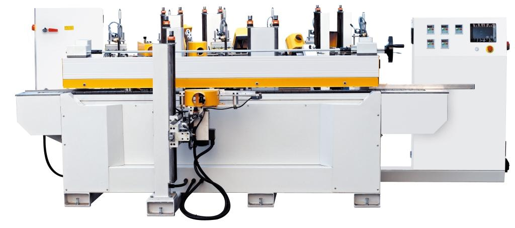 Muwei hot sale finger joint machine for sale supplier for wood sawing-2