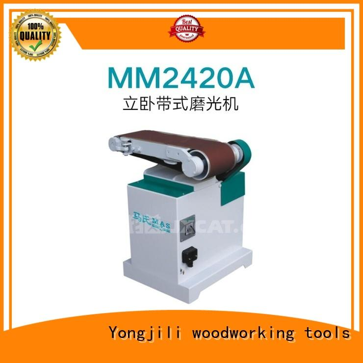 Muwei hot sale bench disc sander factory direct for wood sawing