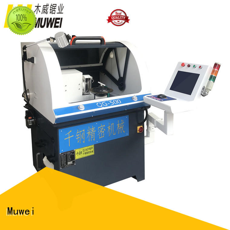 Muwei durable application of grinding machine supplier for frozen food processing plants