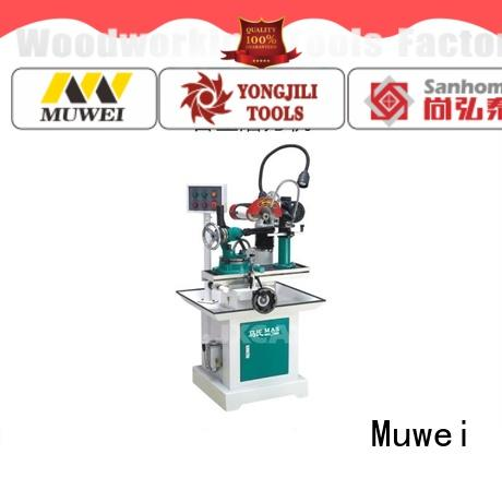 Muwei carbide alloy 10 inch table saw wholesale for frozen food processing plants
