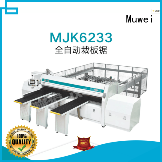 Muwei metal cutting stationary belt sander supplier for wood sawing