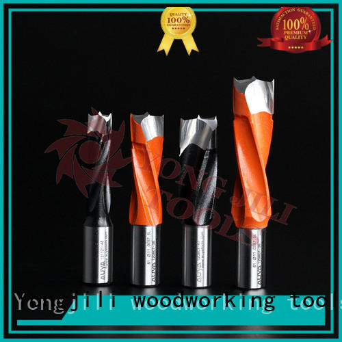 professional hole cutter bit light duty supplier for four side moulder