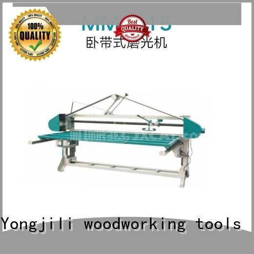 Muwei super tough belt sander supplier for wood sawing