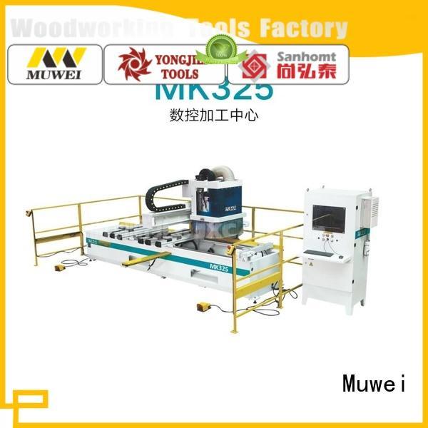 Muwei hot sale sliding miter saw manufacturer for frozen food processing plants