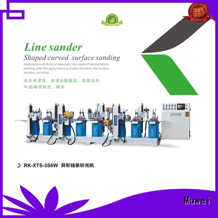Muwei hot sale knife grinder wholesale for frozen food processing plants