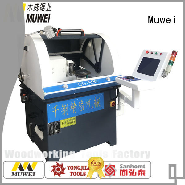 Muwei durable belt disc sander factory direct for frozen food processing plants