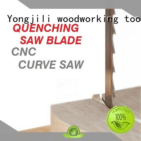 efficient best band saw blade for metal carbide alloy factory direct for wood sawing