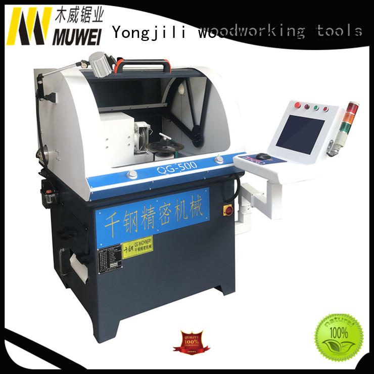 Muwei durable professional table saw manufacturer for wood sawing