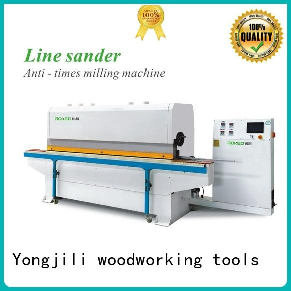 Muwei hot sale bench sander manufacturer for frozen food processing plants