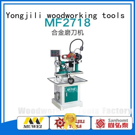 Muwei hot sale band saw blade grinding machine supplier for furniture