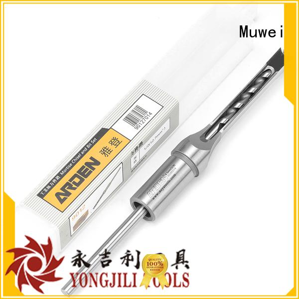 Muwei aluminum drill bit supplier for four side moulder