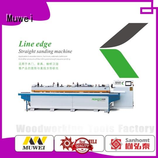 Muwei metal cutting bench sander factory direct for frozen food processing plants