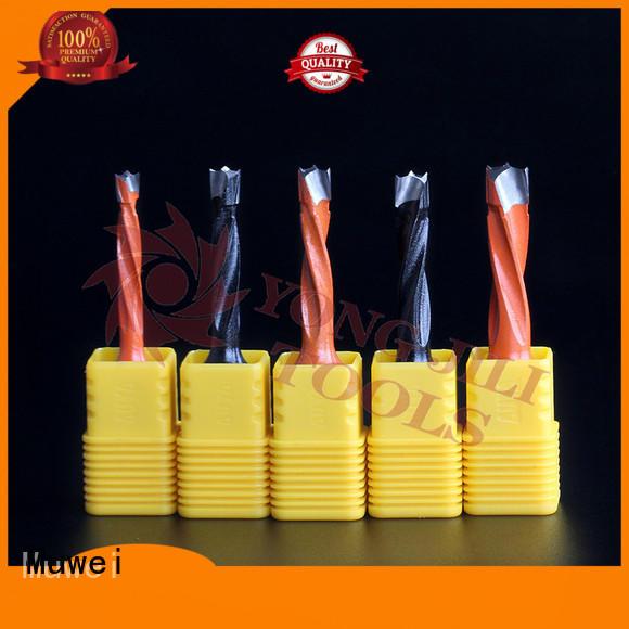 cutterhead dremel router bits factory direct for shaping machine Muwei