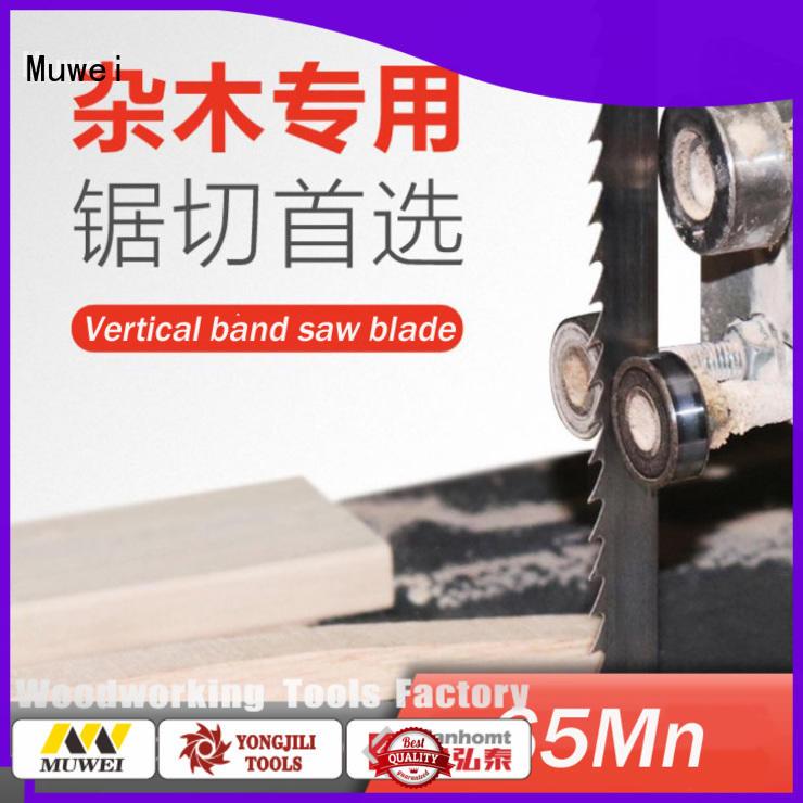 Muwei hot sale craftsman 10 inch band saw blades manufacturer for furniture