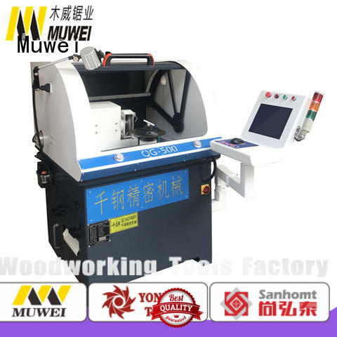 Muwei metal cutting table saw for sale wholesale for furniture