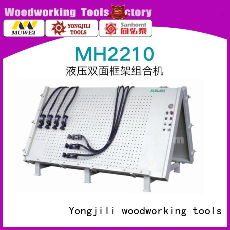 Muwei metal cutting bench belt sander manufacturer for frozen food processing plants