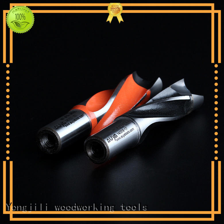 Muwei professional metal drill bit customized for four side moulder