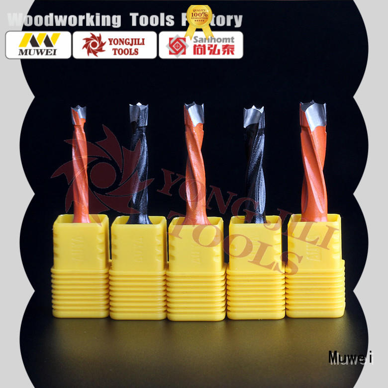 Muwei reliable diamond drill bit manufacturing for shaping machine