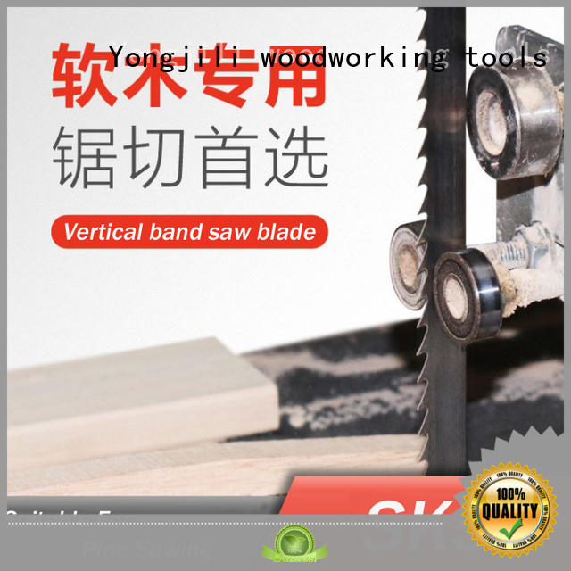 Muwei hot sale steel cutting band saw blades supplier for frozen food processing plants