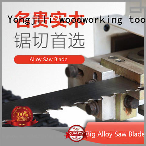 Muwei metal cutting metal cutting band saw blades supplier for frozen food processing plants