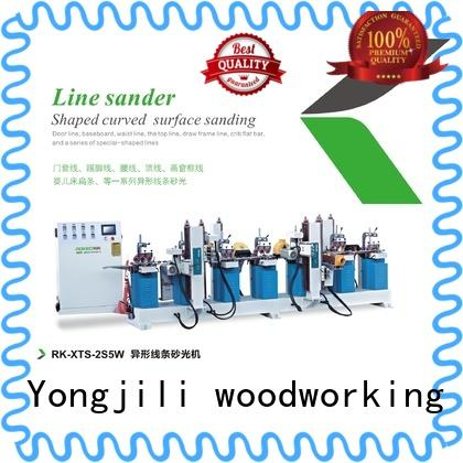 Muwei metal cutting industrial sander supplier for wood sawing